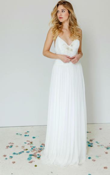 Boho Wedding Dress Designer London Dana Bolton