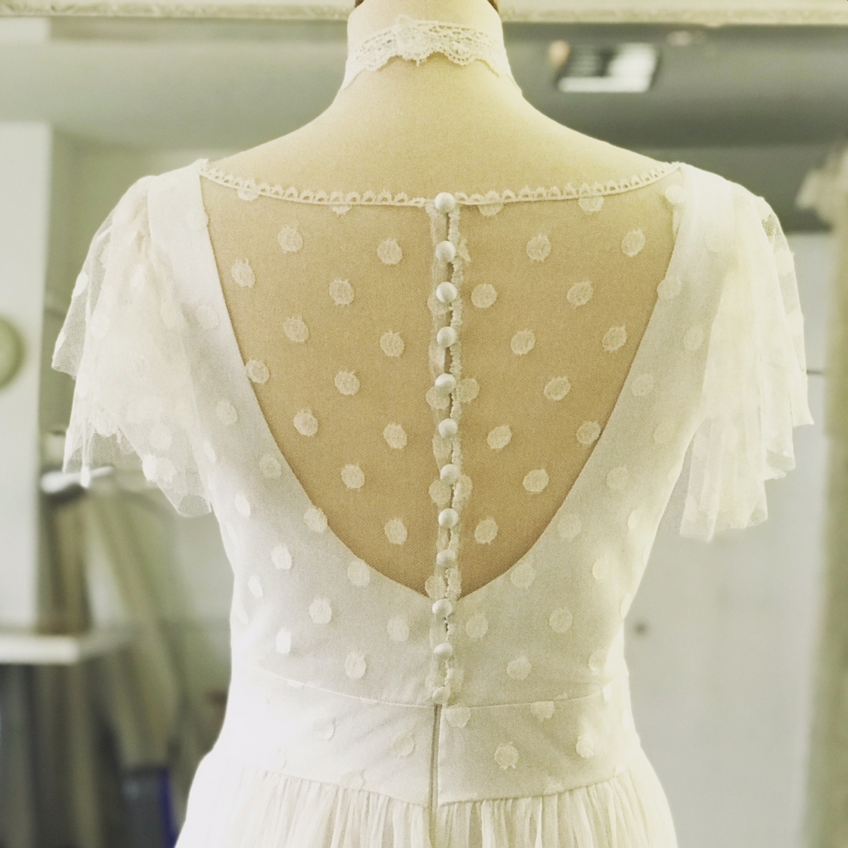 Bohemian Wedding Dresses | Dana Bolton | Click to view