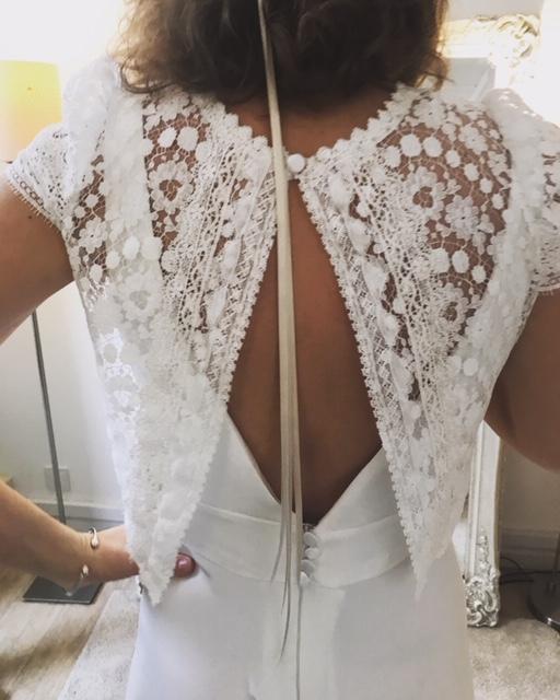 Cool modern wedding dresses
